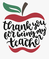 Want to Thank a Teacher?