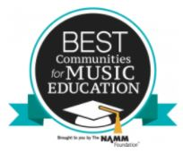 """Best Communities for Music Education"""