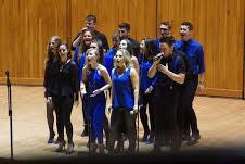 Photo of U of Illinois a capella group