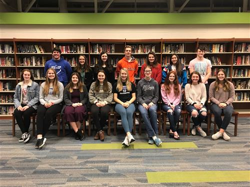 WHS Students who scored 1300 or higher on 2019 SAT