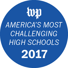Washington Post 2017 America's Most Challenging High Schools