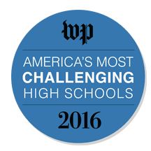 Washington Post 2016 America's Most Challenging High Schools