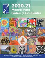 Image of handbook front cover in Spanish