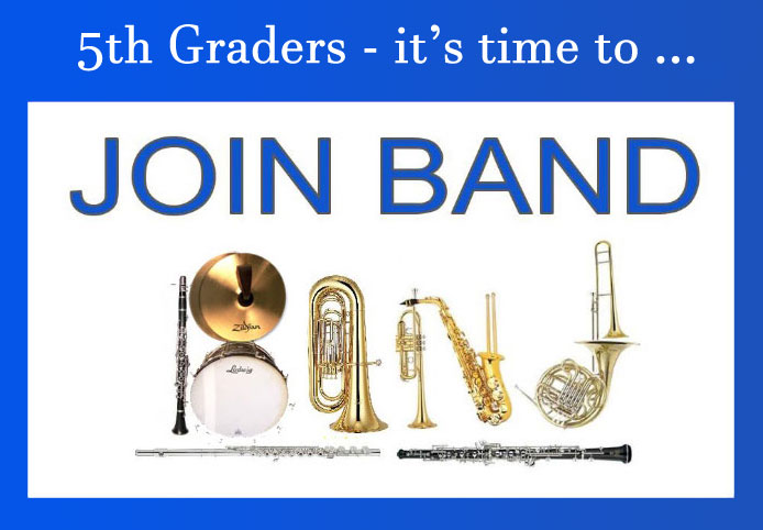 Exciting news for 5th grade students & families!